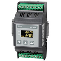 DIN Rail Mount Controllers